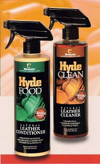 Vicar International Byron S Leather Care Hyde Foot And